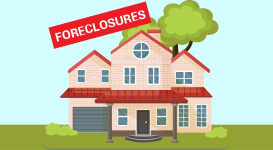 Reasons Behind Foreclosures